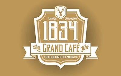 Grand Café 1834 logo